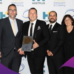 Customs House awarded Caterer of the Year 2020